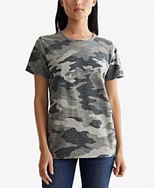 The Essential Crewneck Camo T-Shirt