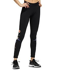 Women's Floral Full Length Leggings