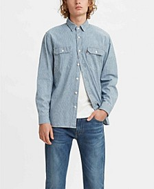 Men's Classic Worker Over Shirt
