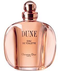 Dior Dune Eau de Toilette Spray, 1.7 oz