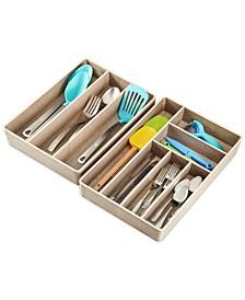 Bentwood Kitchenware 2-Pc. Tool & Utensil Drawer Organizer Set