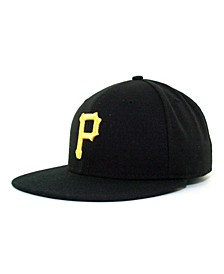 Pittsburgh Pirates MLB Authentic Collection 59FIFTY Fitted Cap