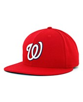 New Era Washington Nationals MLB Authentic Collection 59FIFTY Fitted Cap 53fb02d732c6