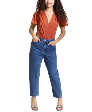 Short Sleeve Slinky Bodysuit