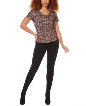 Stretch-Knit T-Shirt