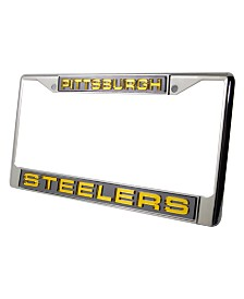 Rico Industries Pittsburgh Steelers License Plate Frame