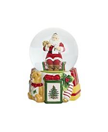 Christmas Tree Musical Snow Globe