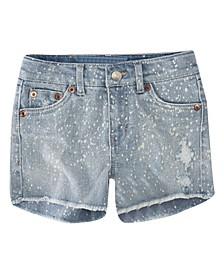 Big Girls Cut Off Shorty Shorts