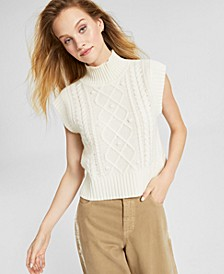 Cashmere Sweater Vest, Created for Macy's