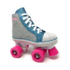 Fashion All-Star Quad Roller Skate - Size 2