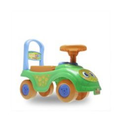 Rugged Racers Kids Dinosaur Ride on Car