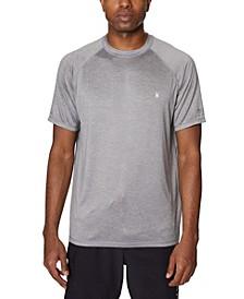Men's Short Sleeve Rashguard T-Shirt