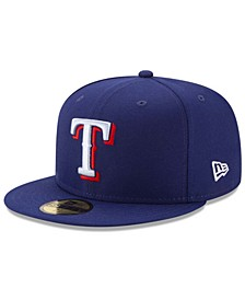 Texas Rangers 2021 Father's Day 59FIFTY Cap