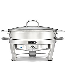 13423 5-Qt. Stainless Steel Electric Chafing Dish