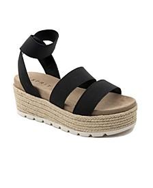 Women's Allison Flatform Sandals