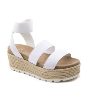 Women's Allison Flatform Sandals Women's Shoes
