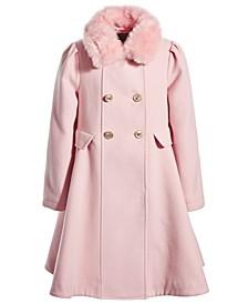 Little Girls Princess Coat