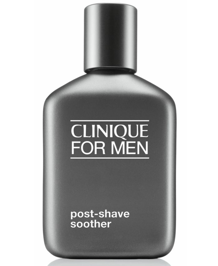 Clinique For Men Post-Shave Soother, 2.5 fl oz & Reviews - Skin Care - Beauty - Macy's