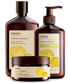 Ahava Mineral Botanic Collection