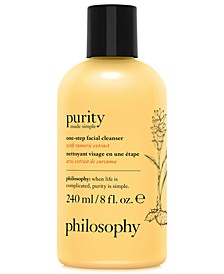 Purity Made Simple One-Step Facial Cleanser With Turmeric Extract