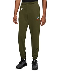 Men's Swoosh Fleece Jogger Pants