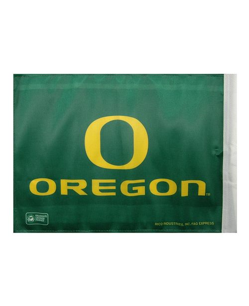 Rico Industries  Oregon Ducks Car Flag