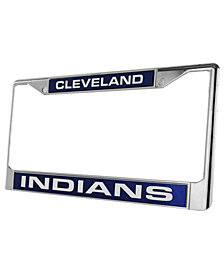 Rico Industries Cleveland Indians Laser License Plate Frame