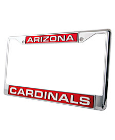 Rico Industries Arizona Cardinals Laser License Plate Frame
