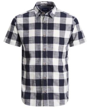 Men's Keith Check Print Shirt