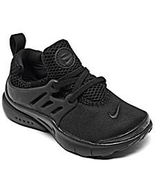 Toddler Boys' Little Presto Running Sneakers from Finish Line