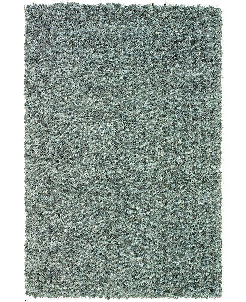 "Macy's Fine Rug Gallery Super Soft Shag 3'6"" x 5'6"" Area Rug"