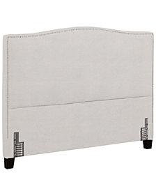 Cory Queen Upholstered Headboard