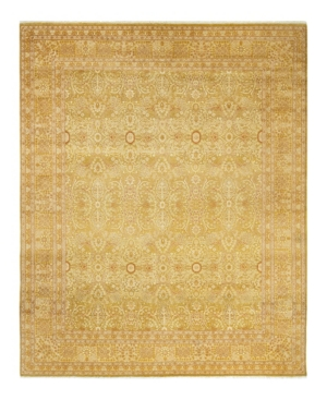 """Adorn Hand Woven Rugs Mogul M1449 7'10"""" X 10' Area Rug In Lime"""