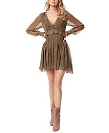 Alora Ruffled Mini Dress
