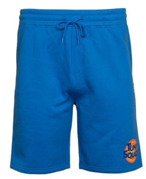 Men's Space Jam Fleece Shorts