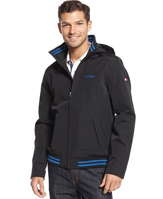 tommy hilfiger big and tall regatta jacket coats jackets men macy 39 s. Black Bedroom Furniture Sets. Home Design Ideas