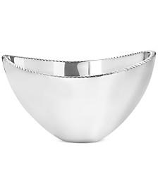 Nambe Braid Serving Bowl Small