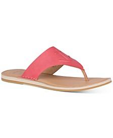 Women's Seaport Thong Sandals