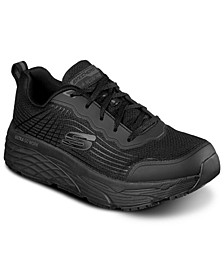 Men's Work Relaxed Fit: Max Cushioning Elite Slip-Resistant-Rytas Work Sneakers from Finish Line
