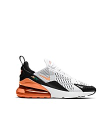 Big Boys Air Max 270 Casual Sneakers from Finish Line