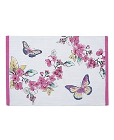 Butterfly Meadow Floral Placemat