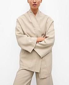 Women's Kimono Style Jacket