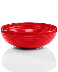 Fiesta Scarlet Medium Bistro Bowl