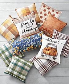 Harvest Decorative Pillows & Throws