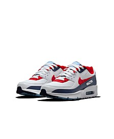 Big Boys Air Max 90 Casual Sneakers from Finish Line
