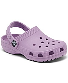 Little Girls Classic Clog Sandals from Finish Line