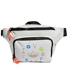adidas Unisex Originals Love Unites Sport Waist Bag
