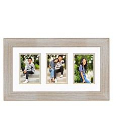 """Organics Collection Collage Picture Frame, 20"""" x 10"""""""