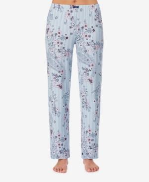 Women's Long Paisley Pajama Pant