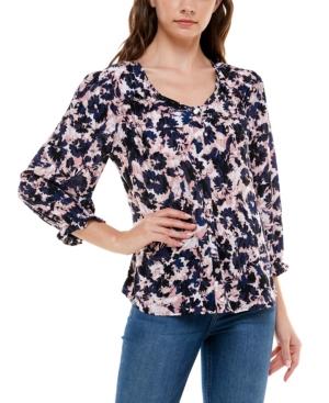 Women's Button Up Blouse